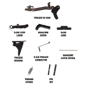 FULL SIZE LOWER PARTS KIT FOR POLYMER80 PF45