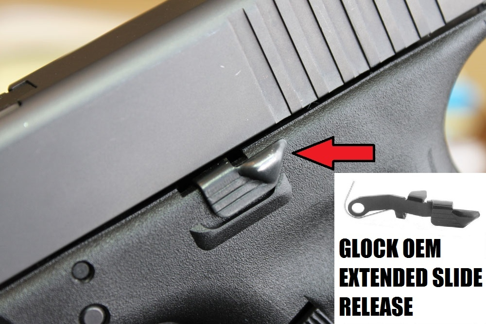GLOCK MATCH TRIGGER USPSA AND IDPA COMPLIANT FOR ALL DIVISIONS